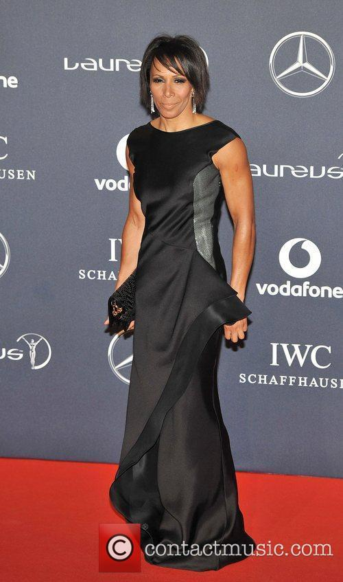 Kelly Holmes Laureus Sport Awards held at the...