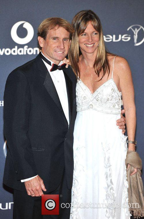 Robbie Naish Laureus Sport Awards held at the...