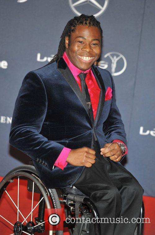 Ade Adepitan Laureus Sport Awards held at the...