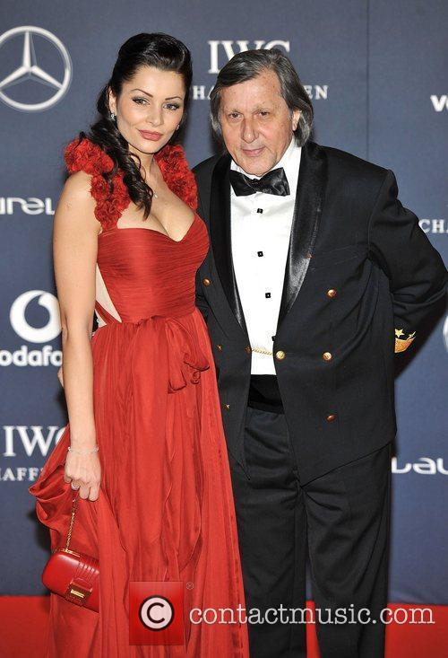 Ilie Nastase Laureus Sport Awards held at the...