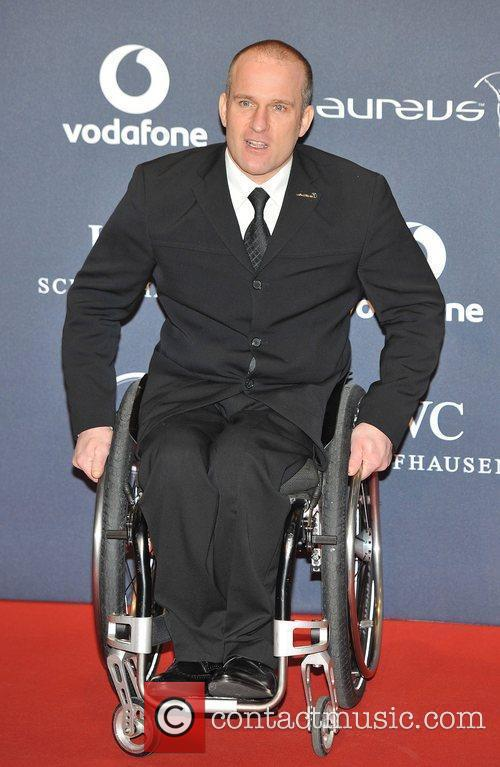 Martin Braxenthaler Laureus Sport Awards held at the...