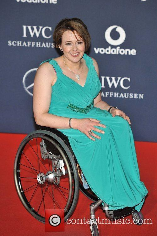 Tanni Grey-Thompson Laureus Sport Awards held at the...