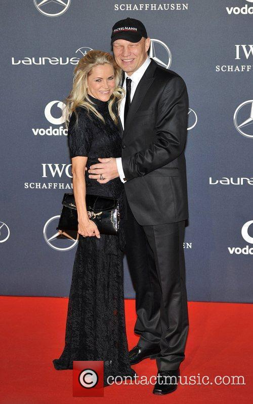 Axel Schulz Laureus Sport Awards held at the...