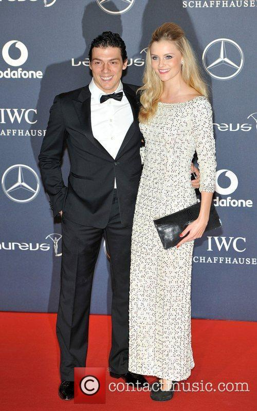 Taig Khris Laureus Sport Awards held at the...
