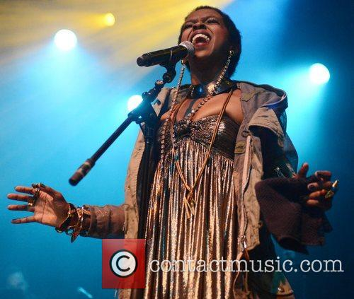 Lauryn Hill and Indigo2 4