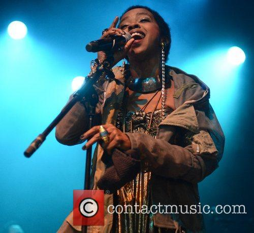 Lauryn Hill live