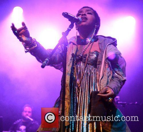 Lauryn Hill and Indigo2 9