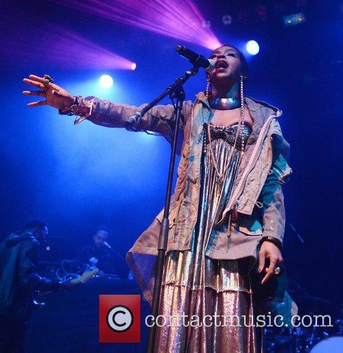 Lauryn Hill and Indigo2 11