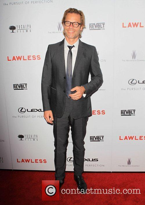 Guy Pearce and Arclight Cinemas 10