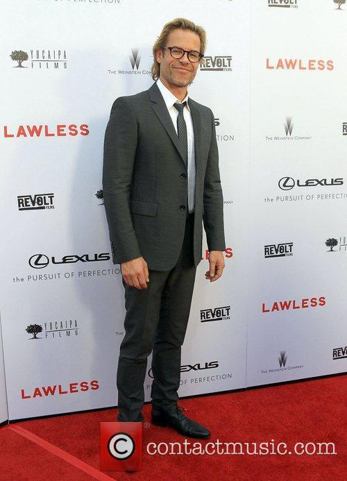 Guy Pearce and Arclight Cinemas 11