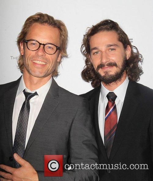 Guy Pearce, Shia Labeouf and Arclight Cinemas 8