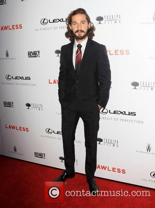 Shia LaBeouf, ArcLight Cinemas