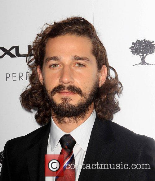 Shia LaBeouf, Lawless Premiere