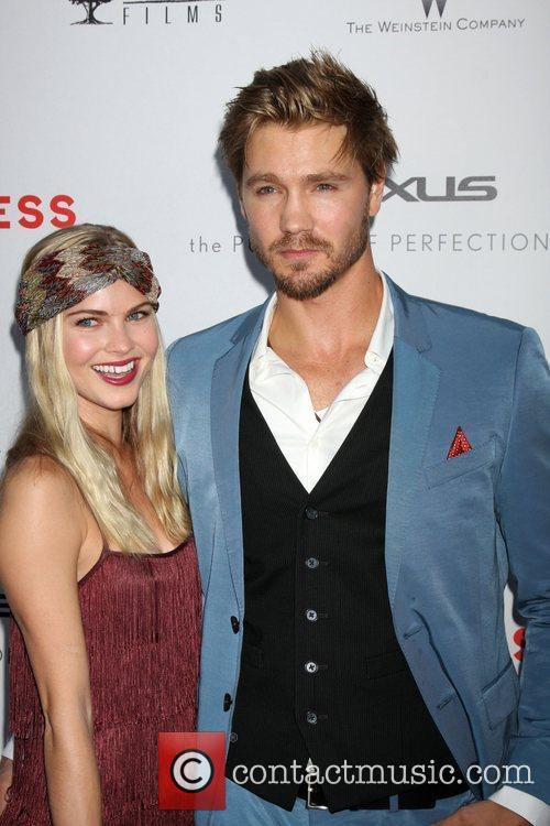 Kenzie Dalton, Chad Michael Murray and Arclight Cinemas