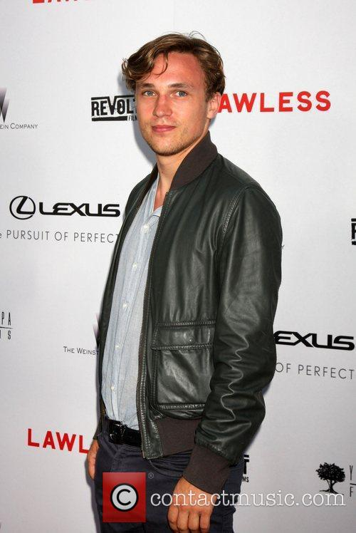 William Moseley and Arclight Cinemas 2