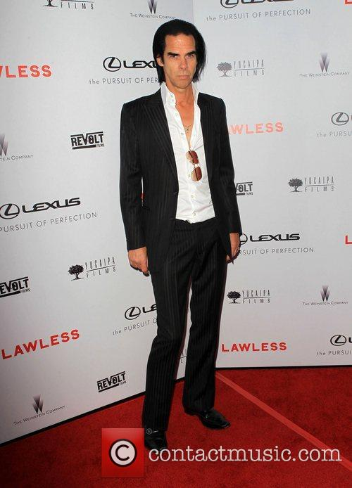 nick cave the premiere of lawless at 4044696