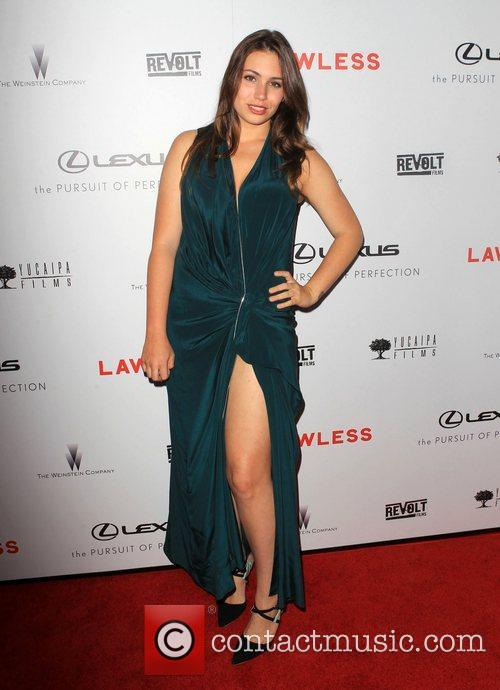 Sophie Simmons and Arclight Cinemas 5