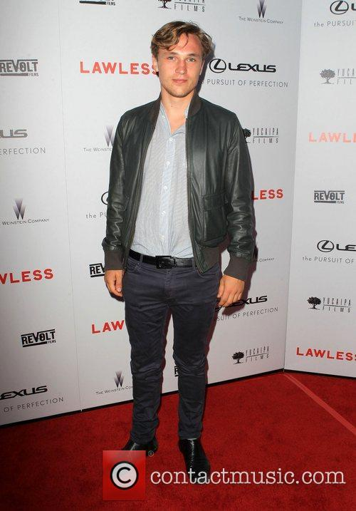 William Moseley and Arclight Cinemas