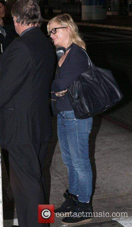 amy poehler at lax airport los angeles 4069509