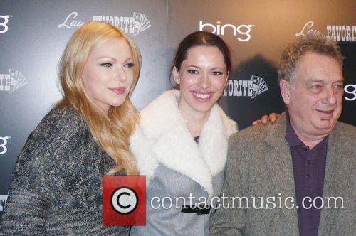 Laura Prepon, Rebecca Hall and Stephen Frears 1