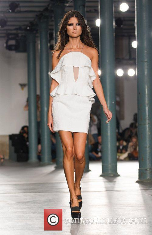 Model Lisbon Fashion Week Spring/Summer 2013 - Luis...