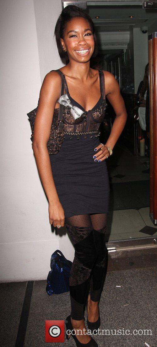At the Le Baron party at Embassy nightclub,...