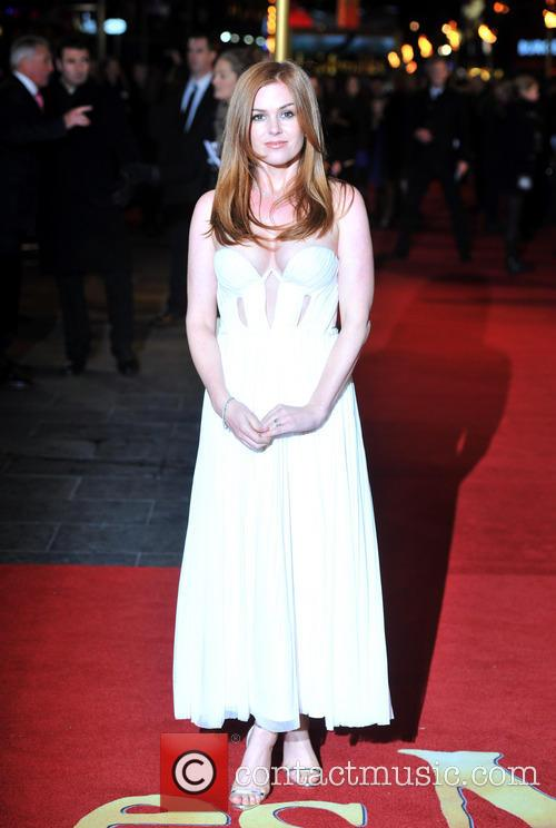 World Premiere, Les Miserables, Odeon, Empire Leicester Square and Arrivals 10