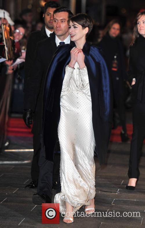 World Premiere, Les Miserables, Odeon, Empire Leicester Square and Arrivals 6