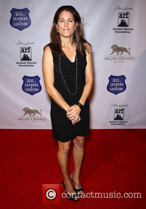 Julie Foudy Tony La Russo's inaugural Leaders and...