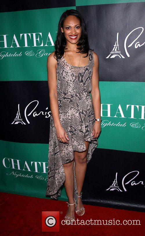 Cynthia Addai-Robinson The Leading Ladies Of Spartacus: Vengeance...