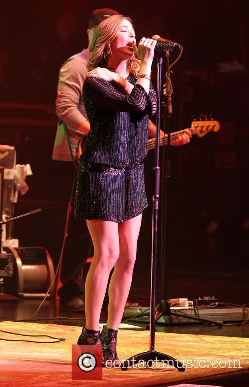 LeAnn Rimes LeAnn Rimes performing at LVH in...