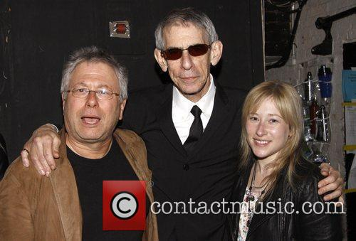 Richard Belzer and Anna Rose