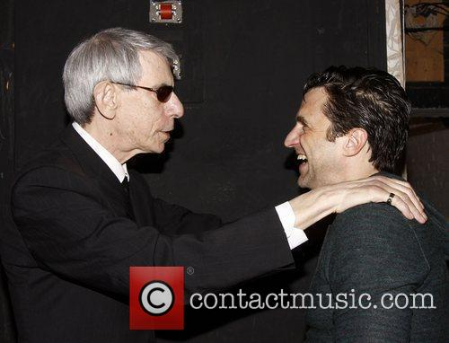 Richard Belzer and Raul Esparza 4