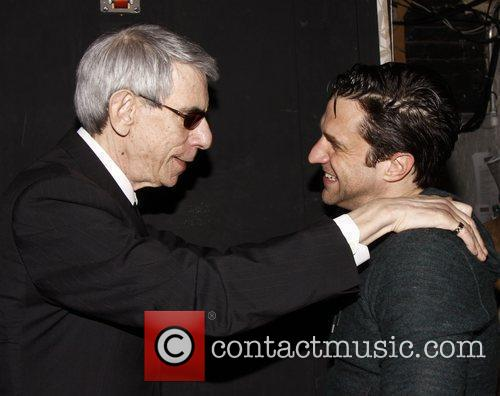 Richard Belzer and Raul Esparza 5