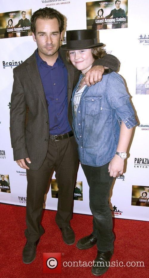 At the Official Movie Release Party of 'Least...