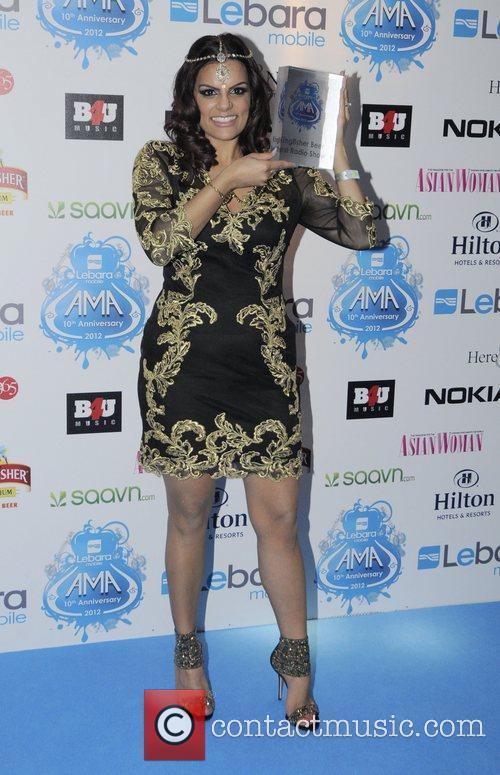 Lebara Mobile Asian Music Awards held at Wembley...