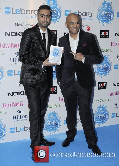 Lebara Mobile Asian Music Awards held at Wembley...