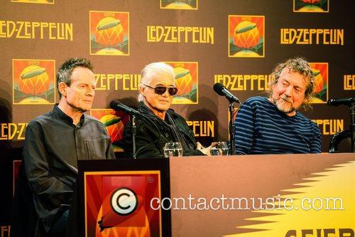 John Paul Jones, Jimmy Page, Robert Plant and Jason Bonham 4