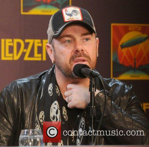 Jason Bonham, Led Zeppelin, Celebration Day, Press Conference and New York City 2