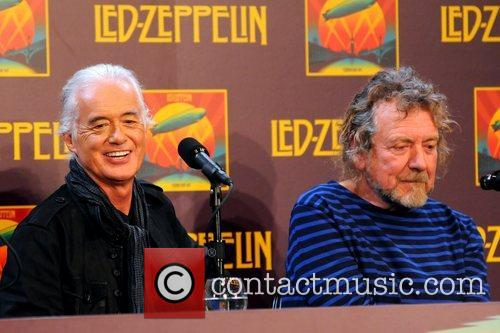 Jimmy Page, Robert Plant, Led Zeppelin, Celebration Day, Press Conference and New York City 7