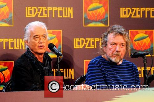 Jimmy Page, Robert Plant, Led Zeppelin, Celebration Day, Press Conference and New York City 4