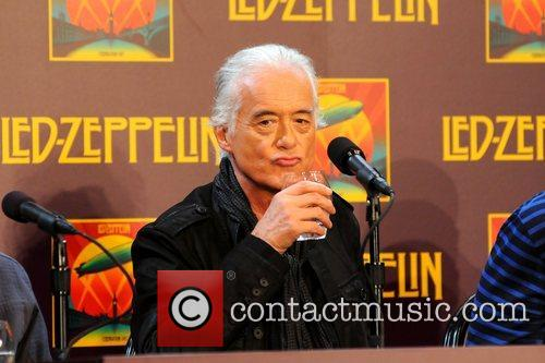 Jimmy Page, Led Zeppelin, Celebration Day, Press Conference and New York City 5