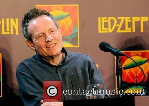 John Paul Jones, Led Zeppelin, Celebration Day, Press Conference and New York City 11