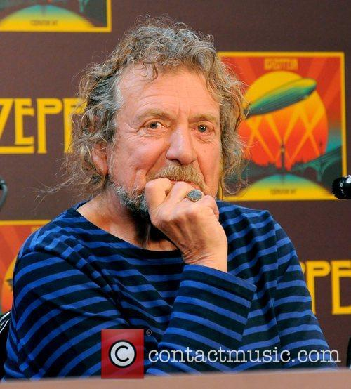 Robert Plant, Led Zeppelin, Celebration Day, Press Conference and New York City 4