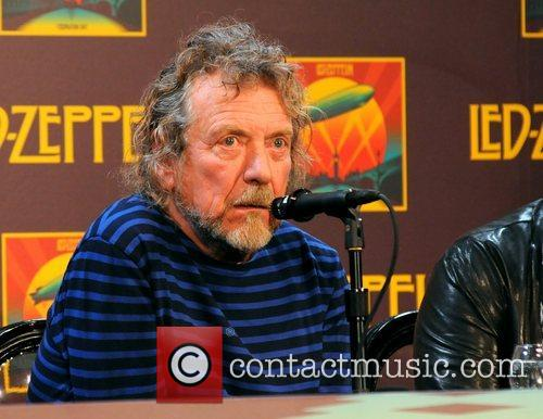 Robert Plant, Led Zeppelin, Celebration Day, Press Conference and New York City 2