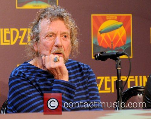 Robert Plant, Led Zeppelin, Celebration Day, Press Conference and New York City 5