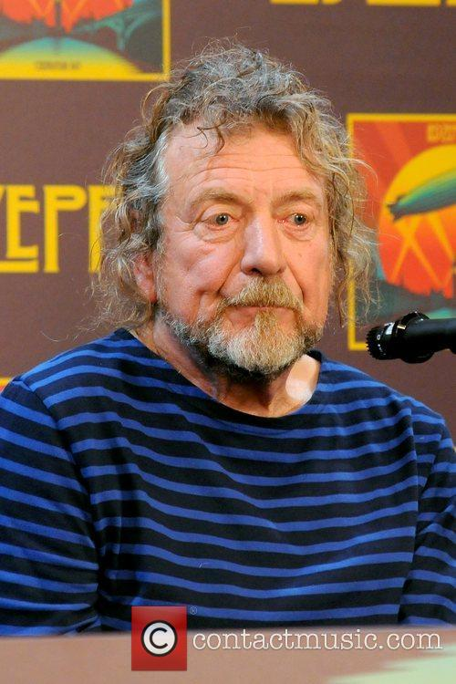 Robert Plant, Led Zeppelin, Celebration Day, Press Conference and New York City 7