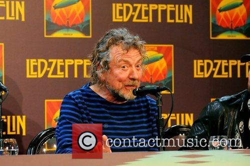 Robert Plant, Led Zeppelin, Celebration Day, Press Conference and New York City 3