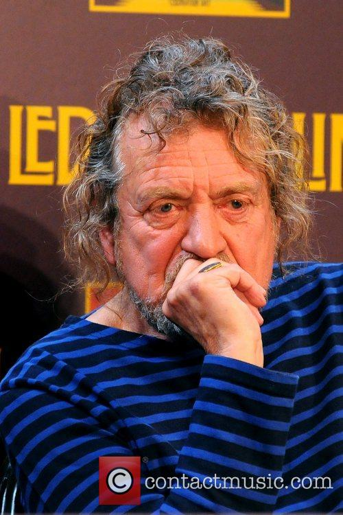 Robert Plant, Led Zeppelin, Celebration Day, Press Conference and New York City 6