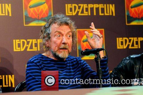 Robert Plant, Led Zeppelin, Celebration Day, Press Conference and New York City 8